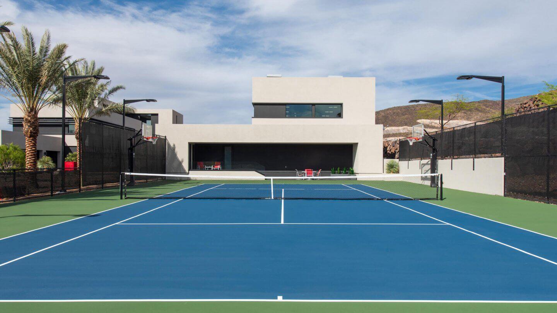 Helios Tennis Court